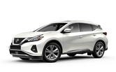 2019 Nissan Murano lease special in Charlotte