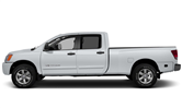 2015 Nissan Titan lease special in Detroit