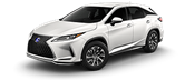 2019 Lexus RX 450h lease special in Nashville