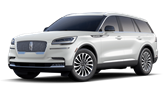 2020 Lincoln Aviator lease special in Charlotte