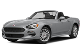 2018 Fiat 124 Spider lease special in New York City