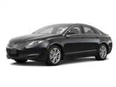 2016 Lincoln MKZ Hybrid lease special