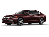 2017 Acura TLX lease special