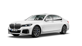 2020 BMW 7 Series lease special in Miami