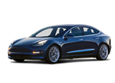 2020 Tesla Model 3 lease special in New York City