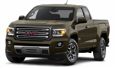 2019 GMC Canyon lease special in Miami