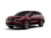 2020 Acura MDX lease special in Houston