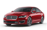 2019 Lincoln MKZ lease special in Honolulu