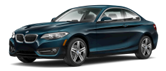 2020 BMW 2 Series lease special in Cleveland