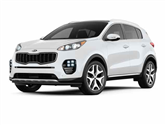 2019 Kia Sportage lease special in Charleston
