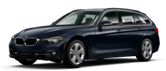2019 BMW 3 Series lease special in San Diego