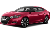2016 Nissan Maxima lease special in Kansas City