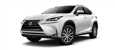 2019 Lexus NX 300h lease special in New York City