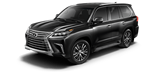2020 Lexus LX 570 lease special in Nashville