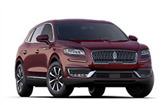 2019 Lincoln Nautilus lease special in New York City