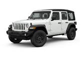 2018 Jeep Wrangler Unlimited lease special