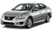 2015 Nissan Sentra lease special in Kansas City