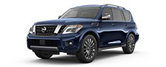 2020 Nissan Armada lease special in Memphis