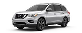2019 Nissan Pathfinder lease special in Charlotte